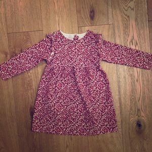 4-5T Zara girls cotton fall dress